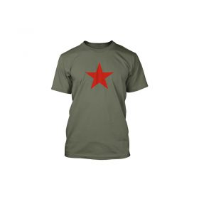 T shirt red star OG