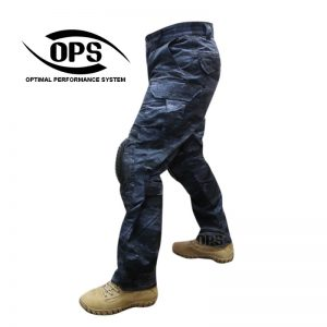 OPS ADVANCED FAST RESPONSE PANTS IN A-TACS LE-X