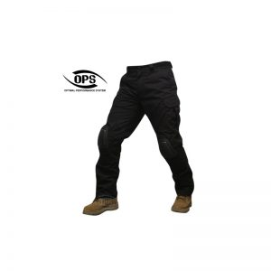 ADVANCED FAST RESPONSE PANTS IN BLACK