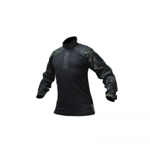 GEN 2 IMPROVED DIRECT ACTION SHIRT IN MULTICAM BLACK