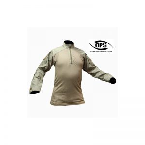 GEN 2 IMPROVED DIRECT ACTION SHIRT IN TAN