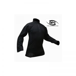 GEN 2 IMPROVED DIRECT ACTION SHIRT IN BLACK