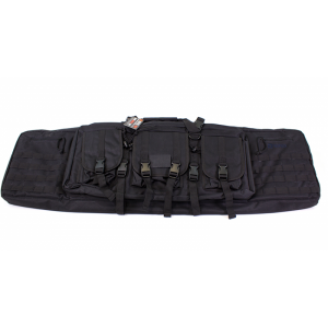 """PMC Deluxe Soft Rifle Bag 46"""" - Black"""