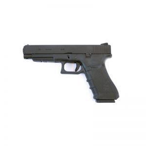 WE 34 Gen 4 Semi Auto Black Pistol