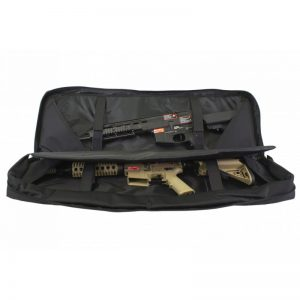 """PMC Deluxe Soft Rifle Bag 42"""" - Black"""