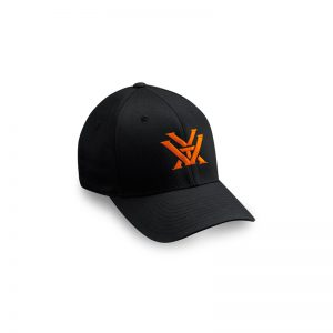 Black Flexfit Cap Vortex