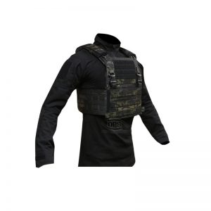 OPS INTEGRATED TACTICAL PLATE CARRIER IN CRYE MULTICAM BK