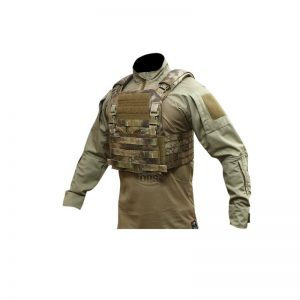 OPS INTEGRATED TACTICAL PLATE CARRIER IN KRYPTEK-HIGHLANDER