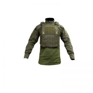 OPS INTEGRATED TACTICAL PLATE CARRIER IN RANGER GREEN