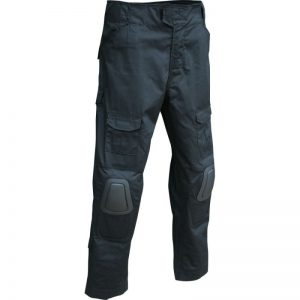 Elite trousers Black