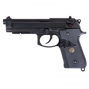 M9 A1 Full Metal GBB Black