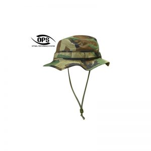 TACTICAL BOONIE HAT US ARMY WOODLAND CAMO