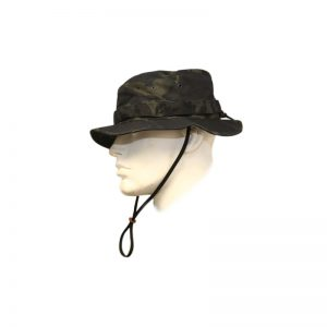 TACTICAL BOONIE HAT CRYE MULTICAM BLACK