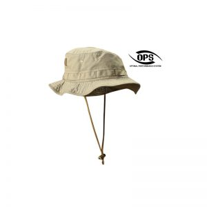 TACTICAL BOONIE HAT TAN