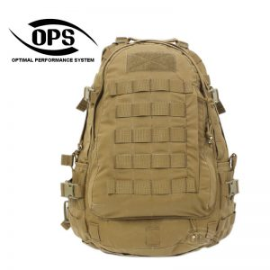 ADVANCED MISSION PACK COYOTE BROWN