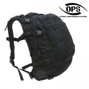 ADVANCED MISSION PACK BLACK