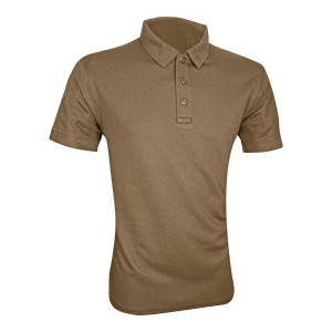 Tactical Polo Shirt - Brown Coyote