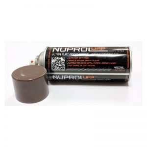 Spray peinture Brown
