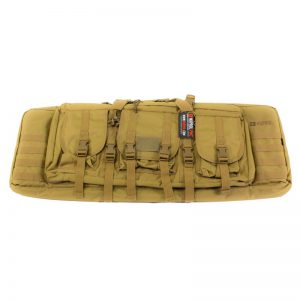 """PMC Deluxe Soft Rifle Bag 36"""" Tan"""