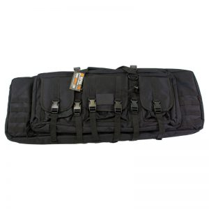 """PMC Deluxe Soft Rifle Bag 36"""" Black"""